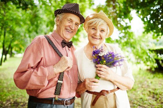 Filary szczęśliwej starości