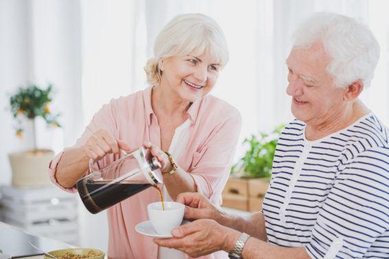Kawa – przyjaciel osób starszych?