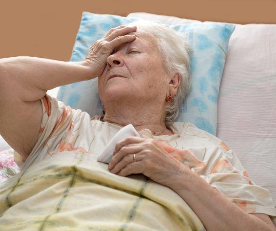 Choroby, które najczęściej dotykają osoby w podeszłym wieku