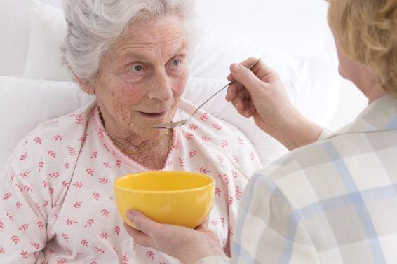 Zaburzania odżywiania u osób starszych