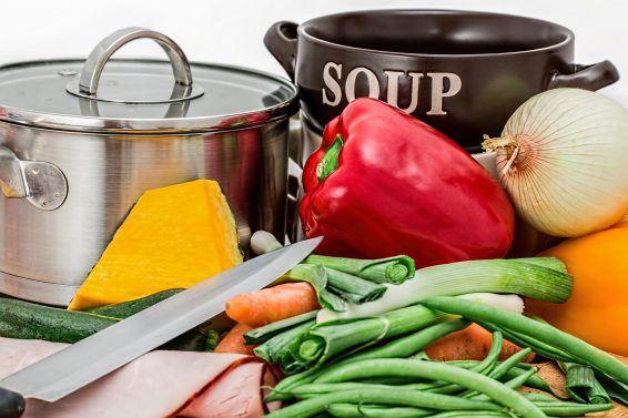 Zupy- zdrowe, dietetycznie i dla każdego